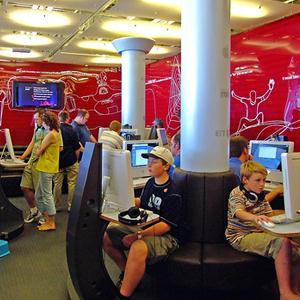 Интернет-кафе Новотроицка