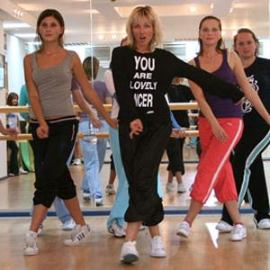 Школы танцев Новотроицка