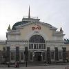 Железнодорожные вокзалы в Новотроицке