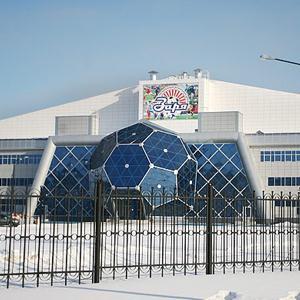 Спортивные комплексы Новотроицка
